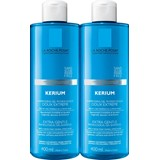kérium shampoo-gel suavidade extrema 2x400ml