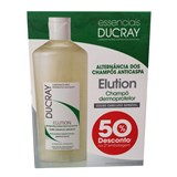 elution dermo-protective shampoo 300ml + 300ml 50% discount on the 2nd unit