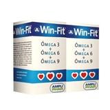 win-fit ómega 3, 6 e 9 30cápsulas oferta 30cápsulas