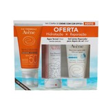 pack sun teinted cream spf50 50ml offer thermal spring + water 50ml