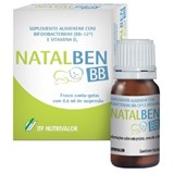 natalben drops bb baby supplement with bb-12 and vitamin d3 8.6ml
