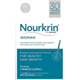nourkrin woman hair loss treatment 60capsules promo