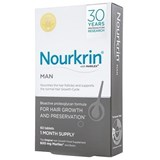 nourkrin men hair loss treatment 60capsules promotional