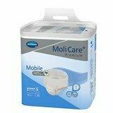 mobile ideal-fit extra cueca descartável small (no 1) 60-90cm 14unidades