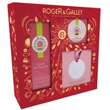 gift set fleur de figuier fresh water 100ml + shower gel 50ml + body lotion 50ml