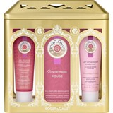 gift set gingembre rouge fresh water 100ml + shower gel 50ml + body cream 50ml
