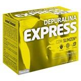 depuralina express para perda peso com slimzen 60 cápsulas