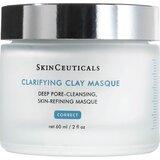 clarifying clay mask para pele oleosa e poros visíveis 60ml