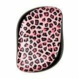 hairbrush compact styler pink lepard