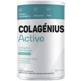 colagénius suplemento active para ossos, cartilagens, músculos e pele, em pó 330