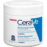 moisturizing cream for face and body dry to very dry skin 454g