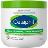 creme hidratante elevada tolerância peles secas e sensíveis 453g