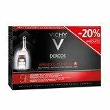 aminexil clinical 5 anti-queda para homem 42ampolas | pack promo