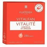 vitalfan vitalidade cabelos finos fatigados e unhas quebradiças 30cápsulas