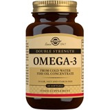 omega-3 double strenght for brain and cardiac health 60capsules