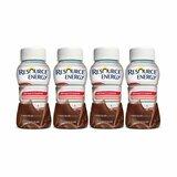 energy suplemento alimentar hipercalórico chocolate 4x200ml