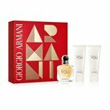 emporio armani because it's you 50ml+shower gel 75ml+body milk 75ml