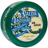 pastilhas refrescantes e suavizantes da garganta sem açúcar 50g