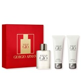 gift pack acqua di giò homme 50ml+ shower gel 75 ml+after-shave balm 75ml