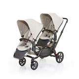 zoom 2017 twins stroller camel