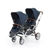zoom 2017 twins stroller admiral