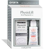 coffret physiolift sérum 30ml + leite desmaquilhante suave 100ml