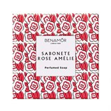benamôr rose amelie perfumed soap
