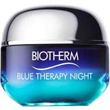 blue therapy night creme de noite reparador rugas e perda de firmeza 50ml
