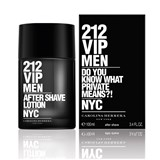 212 vip men after-shave loção 100ml