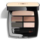 les beiges  healthy glow  eyeshadow palette natural