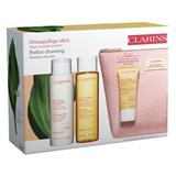 coffret (oily skin) cleansing milk 200ml +tonic 200ml +eye makeup remover 30ml