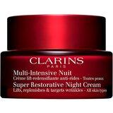super restorative night cream all skin types 50ml