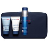 coffret gel rosto 50ml +  esfoliante 30ml + shampoo 30ml   bolsa