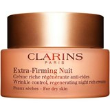 extra firming night cream anti-wrinkle and firming, dry skins 50ml
