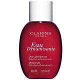 eau dynamisante desodorizante suave perfumado spray 100ml
