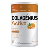 Colagenius Orange flavor maximum absorption supplement 345g