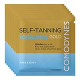 self-tanning natural uniform color 8wipes