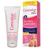 conceive plus vaginal lubricante for couples trying to conceive tube 75ml