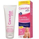 conceive plus gel lubrificante que favorece a fertilidade tubo 75ml