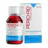 perio-aid 0,12% mouthwash anti-bacterial plaque 500ml