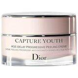 capture youth age delay progressive peeling cream 50ml