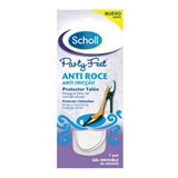 party feet protetor calcanhar gel invisivel 1unidade