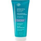 keracnyl gel de limpeza pele oleosa com acne 200ml