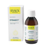 evomucy mouthwash for sensitive /damaged buccal mucosa 200ml
