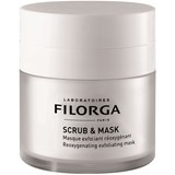 scrub and mask reoxygenating exfoliating mask 55ml