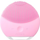 luna mini 2 compact facial cleansing brush all skin type pearl pink