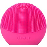 luna play plus facial cleansing brush fuchsia