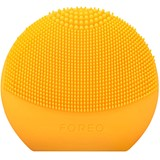 luna play plus facial cleansing brush sunflower yellow