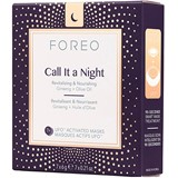 ufo call it a nigh máscara facial nutritiva e revitalizante 7x6g