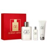 gift pack acqua di giò homme 100ml+ shower gel 75 ml+after-shave balm 75ml